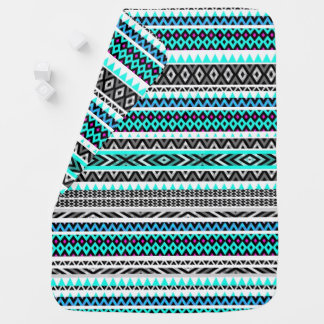 Mix #415 - Tribal Baby Blanket