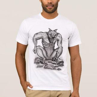 Mix-Creature - Troll, Golem and Devil T-Shirt