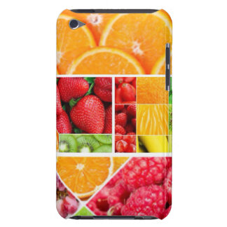 Mix FRuit Collage Barely There iPod Cover