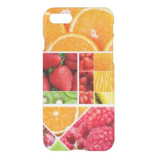 Mix FRuit Collage iPhone 7 Case