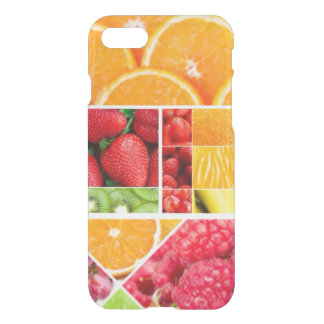 Mix FRuit Collage iPhone 8/7 Case