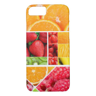 Mix FRuit Collage iPhone 8/7 Case