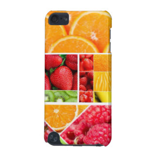 Mix FRuit Collage iPod Touch (5th Generation) Cover