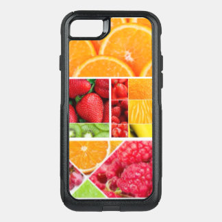 Mix FRuit Collage OtterBox Commuter iPhone 7 Case