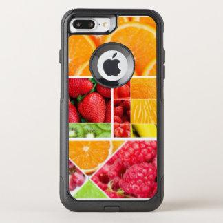 Mix FRuit Collage OtterBox Commuter iPhone 8 Plus/7 Plus Case
