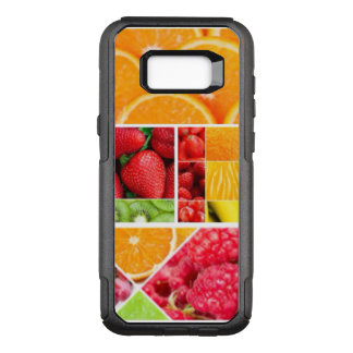 Mix FRuit Collage OtterBox Commuter Samsung Galaxy S8+ Case