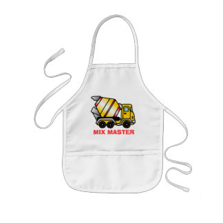 Mix Master Kids Apron