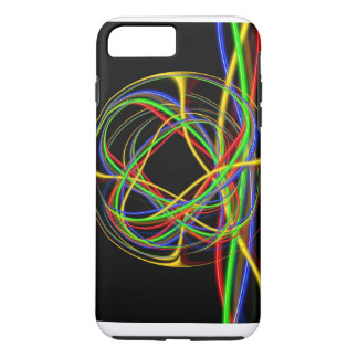 mix rainbow color iPhone 8 plus/7 plus case