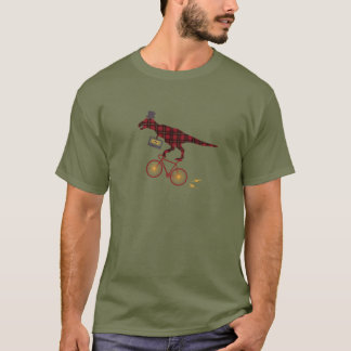 Mix Tape Dinosaur Cycling Top