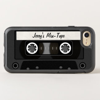 Mix Tape OtterBox Symmetry iPhone 8/7 Case