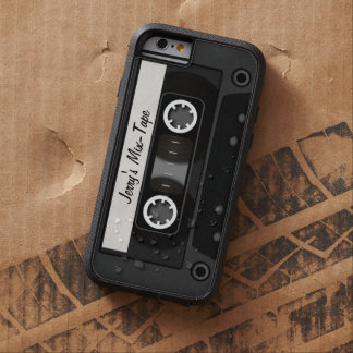 Mix Tape Personalized Tough Xtreme iPhone 6 Case