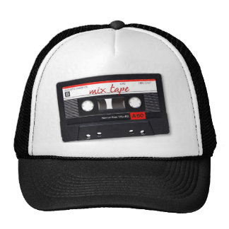 Mix Tape Trucker Hat