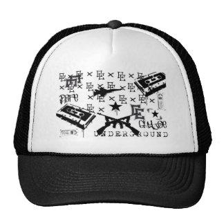 mix-up cap trucker hat