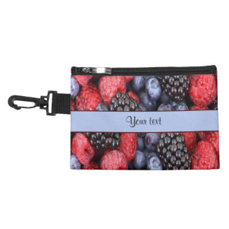 Mixed Berries Accessories Bag