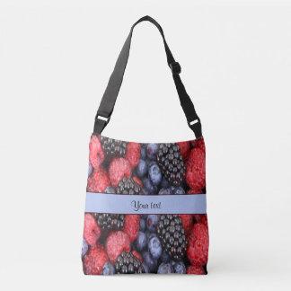 Mixed Berries Crossbody Bag