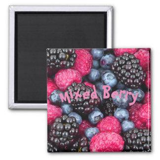 Mixed Berries Magnet