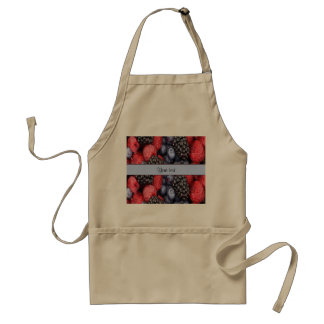 Mixed Berries Standard Apron