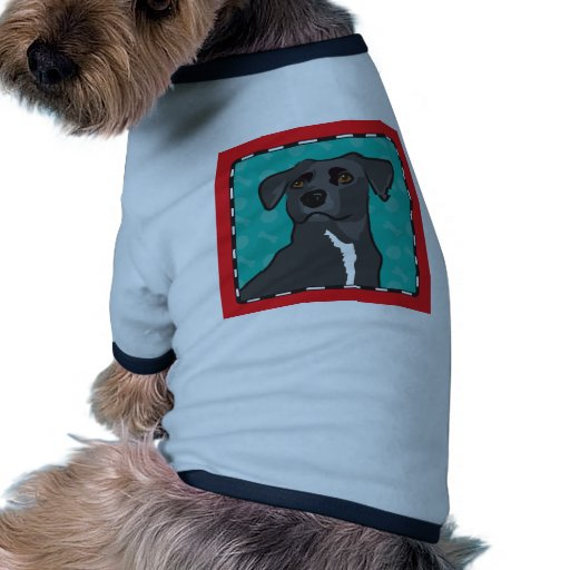 Mixed Breed Cartoon Pet Shirt