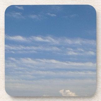 Mixed Clouds Coaster