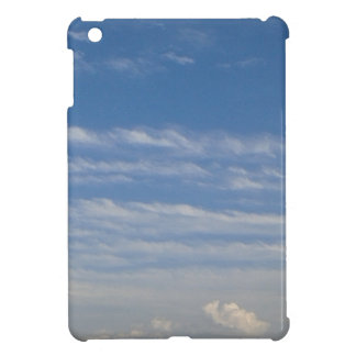 Mixed Clouds Cover For The iPad Mini