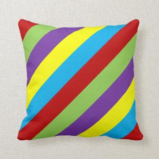Mixed Coloured Pillow