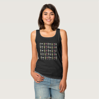 Mixed Drinks Tank Top