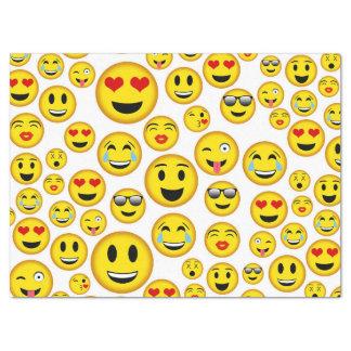 Mixed emoji pattern fun party tissue tissue paper