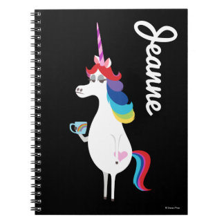 Mixed Emotions - Personalized Notebooks