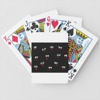 mixed emotions poker deck