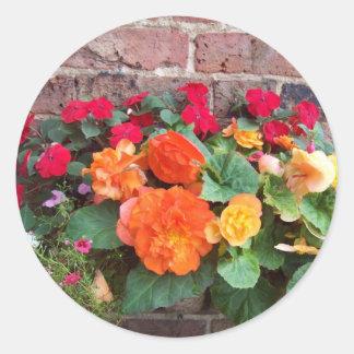 Mixed Flora Sticker