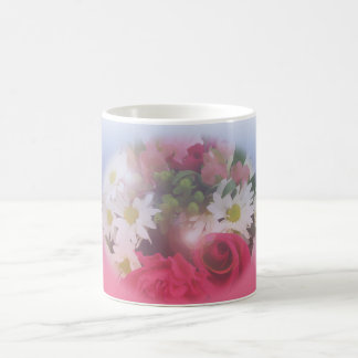 Mixed Flower Bouquet Mug