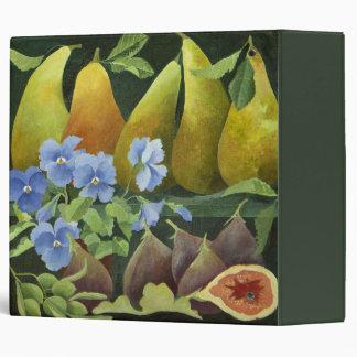 Mixed fruit 2013 vinyl binders