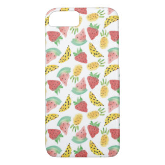 Mixed Fruits iPhone 7 Case
