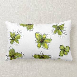 Mixed Greens Pillow