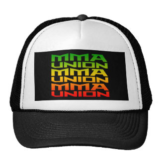 Mixed Martial Arts [MMA] Fighters Union v07, Multi Trucker Hat