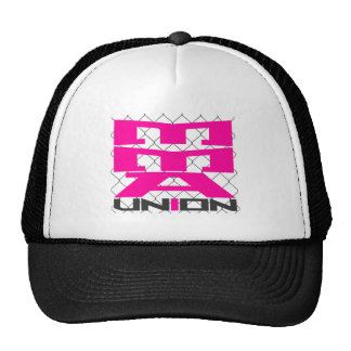 Mixed Martial Arts [MMA] Fighters Union v11, Black Trucker Hat
