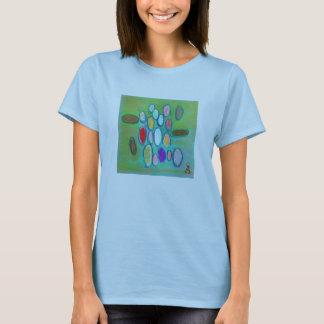 Mixed Media Autism Awareness T-Shirt