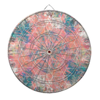 Mixed Media Bird Dartboard