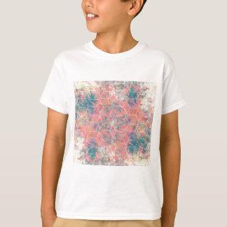Mixed Media Bird T-Shirt