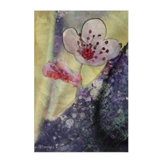 """Mixed Media """"Blàths Cherry"""" Acrylic Print"""