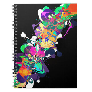 Mixed Media Colors 1 Note Books