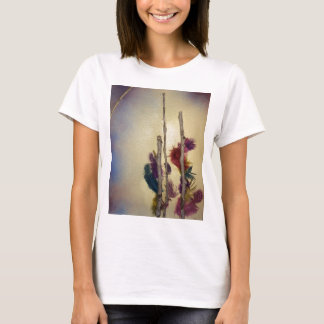 "Mixed media ""feather tree"" mixed media for fun T-Shirt"