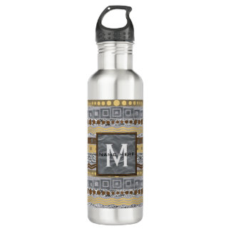 Mixed Metals Monogram Hydration Is Important