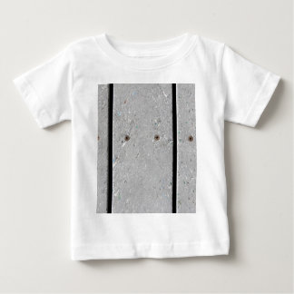 Mixed Plastic Resin Plank Walkway Baby T-Shirt