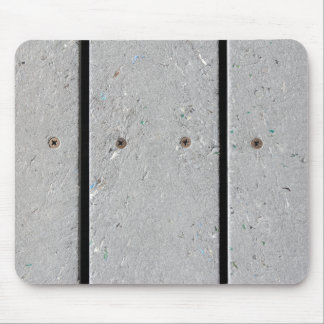 Mixed Plastic Resin Plank Walkway Mouse Pad