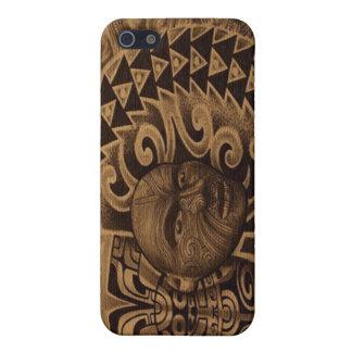 MIxed Polynesian Iphone Case