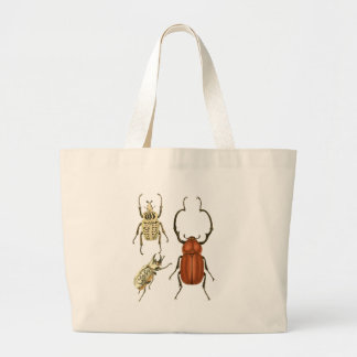 Mixed scarabs 1 large tote bag