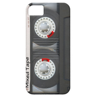 Mixed Tape Cassette iPhone 5 Covers