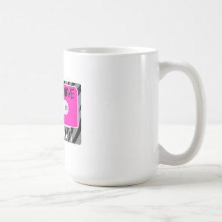 Mixed Tape Love Coffee Mug