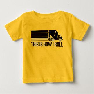Mixer Driver Baby T-Shirt